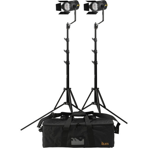ikan SW50 Stryder 2-Point LED Light Kit by ikan at B&C Camera