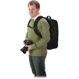 Lowepro S&F Transport Duffle Backpack (Black) - B&C Camera - 3