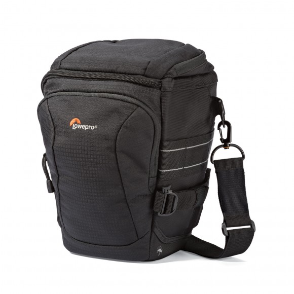 Lowepro Toploader Pro 70 AW II Holster Bag (Black) - B&C Camera - 1