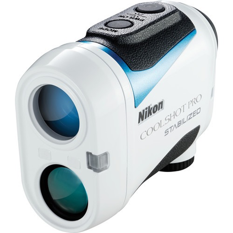 Nikon 6x21 CoolShot Pro Stabilized Laser Rangefinder by Nikon at bandccamera