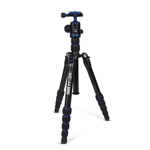 Promaster XC-M 522K Professional Tripod (Blue) - Kit with Head