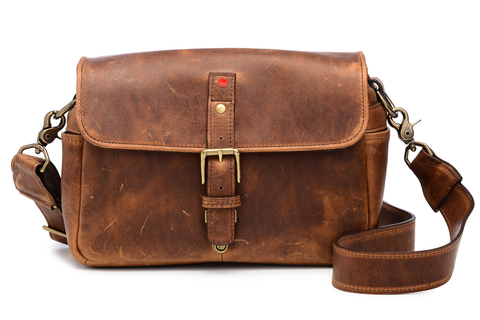 ONA The Leather Bowery Camera Bag for Leica (Antique Cognac) by ONA BAGS at bandccamera