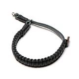 Leica Paracord Hand Strap - Black/Black by Cooph at B&C Camera