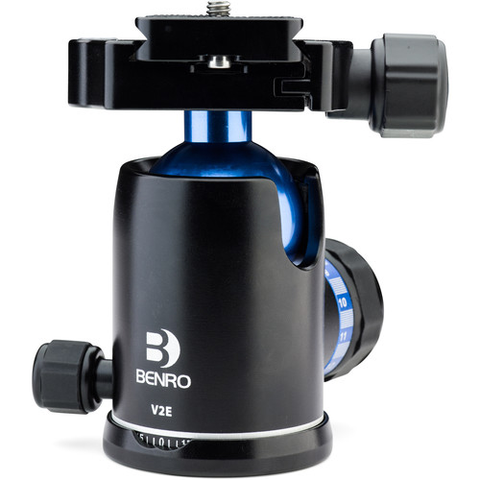 Benro V2E Triple Action Ball Head - B&C Camera