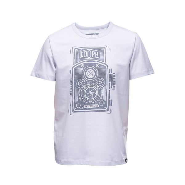 Cooph T-Shirt ONE-EYED-ONE  (Nimbus cloud)-XL LARGE - B&C Camera