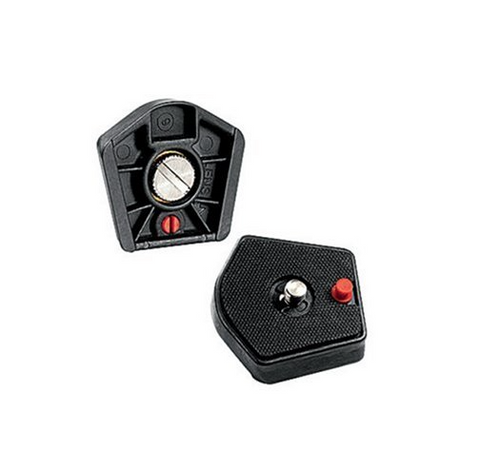 Manfrotto 785PL Quick Release Plate by Manfrotto at bandccamera