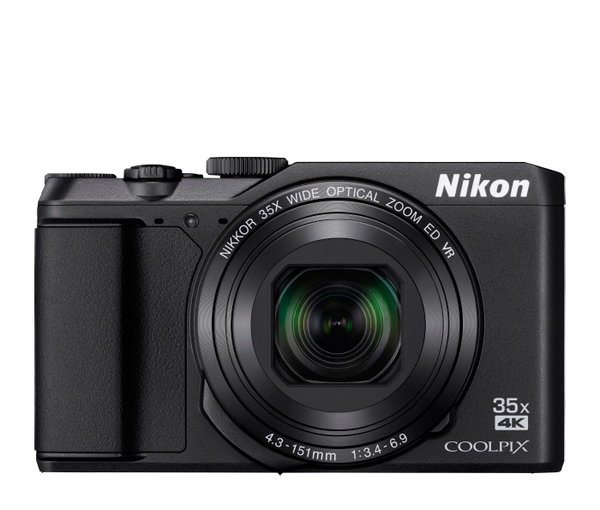 Nikon COOLPIX A900 Digital Point and Shoot Camera (Black) by Nikon at bandccamera