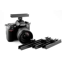 Promaster Hot Shoe Extension Bar 100mm - B&C Camera