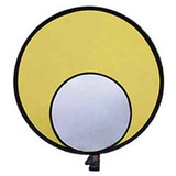 "Promaster SystemPRO ReflectaDisc - Reflector 12"" (Silver/Gold) - B&C Camera"