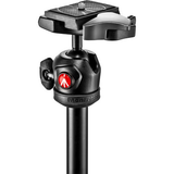 Manfrotto BeFree One Aluminum Tripod (Red) - B&C Camera - 3