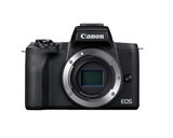 Canon EOS M50 Mark II Body Black