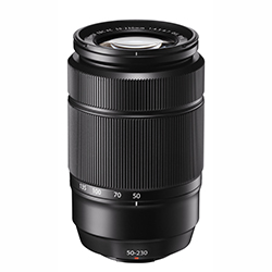Fujifilm Fujinon XC 50-230mm f/4.5-6.7 OIS Lens (Black) by Fujifilm at B&C Camera