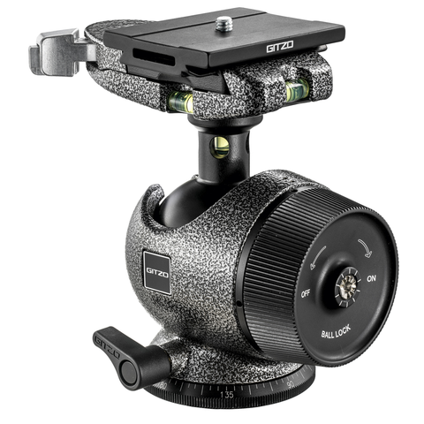 Gitzo GH3780QD Series 3 Center Ball Head - B&C Camera