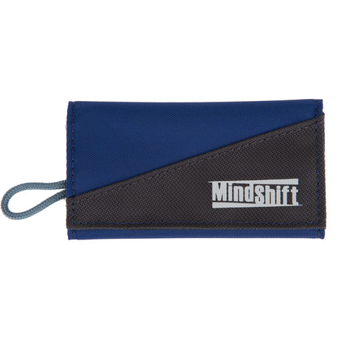 MindShift Gear Card-Again SD Memory Card Wallet (Twilight Blue) by MindShift Gear at bandccamera