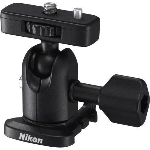 Nikon Base Adapter for KeyMission 360 & 80 Action Cameras