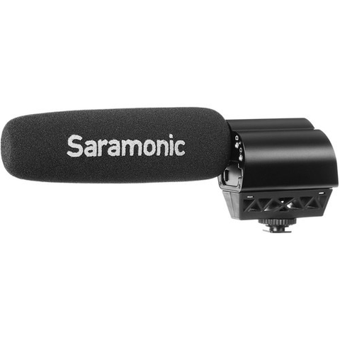 Saramonic VMIC Pro Super Directional Video Condenser Microphone by Saramonic at bandccamera