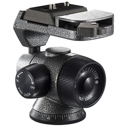 Gitzo Series 2 Off Center Magnesium Ballhead - B&C Camera