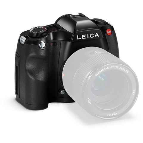 Leica S (Typ 007) Medium Format DSLR Camera Body by Leica at bandccamera