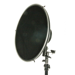 Promaster Beauty Dish with Honeycomb Grid - 16 inch at B&C Camera