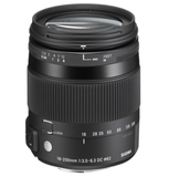 Sigma 18-200mm F3.5-6.3 DC Macro OS HSM Contemporary Lens for Canon by Sigma at B&C Camera
