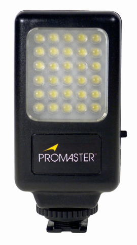 Promaster LED30 Camera/Camcorder Light - B&C Camera