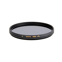 Promaster 43mm Digital HGX Circular Polarizer Lens Filter by Promaster at bandccamera