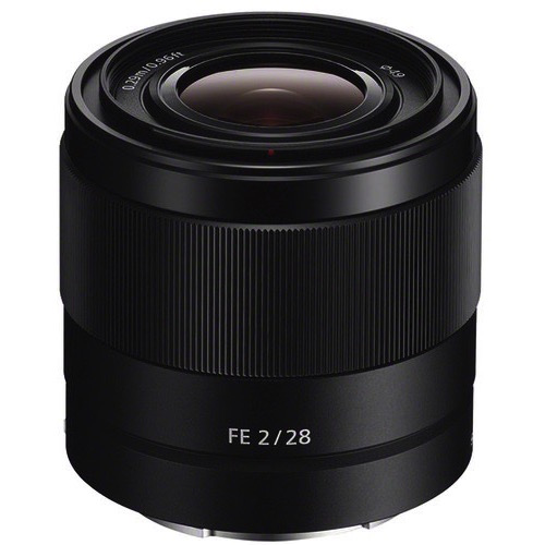 Sony FE 28mm f/2 Lens by Sony at B&C Camera