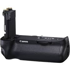 Canon - BG-E20 Battery Grip for Canon 5D Mark IV by Canon at bandccamera