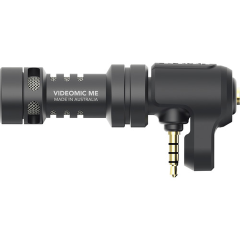 Rode VideoMic Me Directional Mic for Smart Phones by Rode at bandccamera