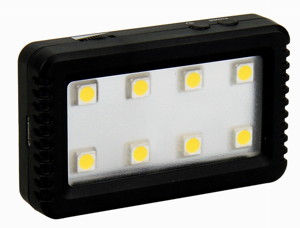 Promaster Mobile Rechargeable LED Light - B&C Camera - 1