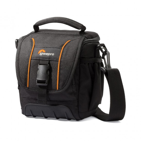 Lowepro Adventura SH 120 II Shoulder Bag (Black) - B&C Camera - 1