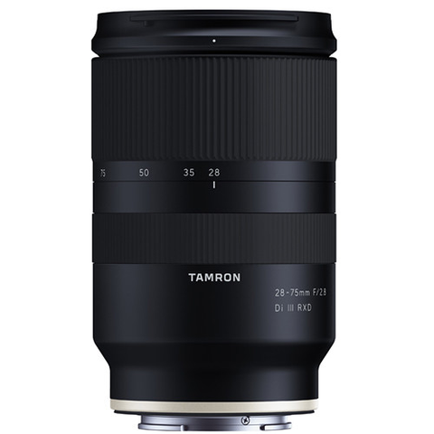 Tamron Di III RXD Lenses for Sony E