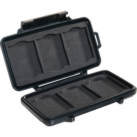 Pelican 0945 CF Memory Card Case - B&C Camera - 1