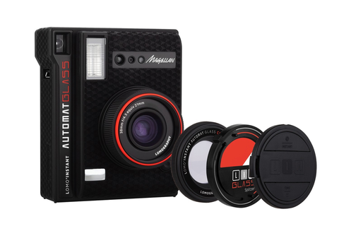 Lomo'Instant Automat Glass Magellan by lomography at B&C Camera