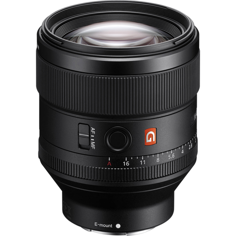 Sony FE 85mm f/1.4 GM Lens by Sony at bandccamera