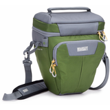 MindShift Gear Multi-Mount Holster Bag 20 (Green/Gray) - B&C Camera