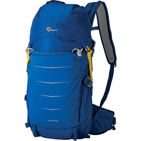 Lowepro Photo Sport BP 200 AW II Backpack (Horizon Blue) by Lowepro at bandccamera
