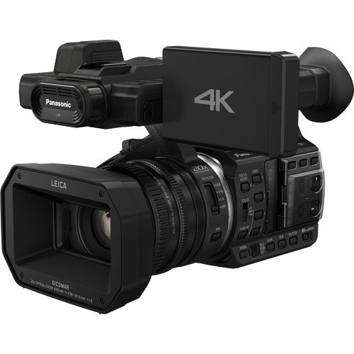 Panasonic HC-X1000 4K DCI/Ultra HD/Full HD Camcorder by Panasonic at B&C Camera