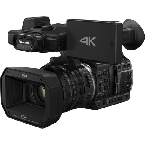 Panasonic HC-X1000 4K DCI/Ultra HD/Full HD Camcorder by Panasonic at bandccamera