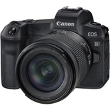 Canon EOS R Mirrorless Digital Camera with 24-105mm f/4-7.1 STM Lens