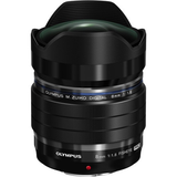 Olympus M.Zuiko Digital ED 8mm f/1.8 Fisheye PRO Lens by Olympus at B&C Camera