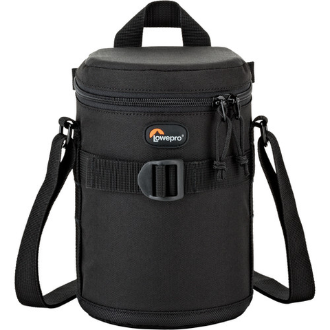 Lowepro Long Zoom Lens Case 11x18cm (Black) by Lowepro at B&C Camera