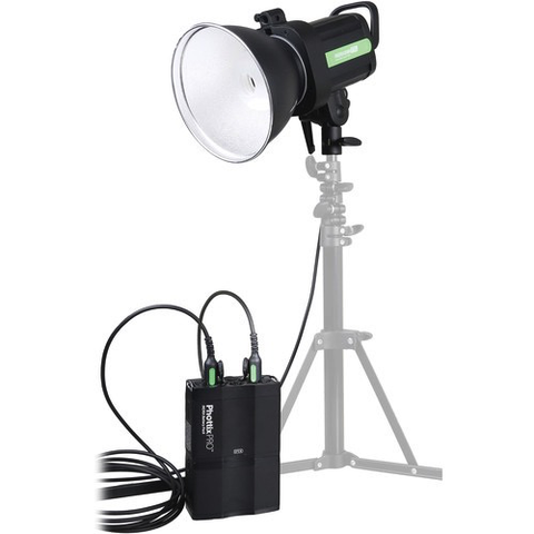 Phottix Indra500 TTL Battery Powered Studio Light by Mac Group at bandccamera