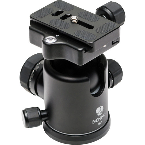 Benro B2 Double Action Ballhead by Benro at B&C Camera