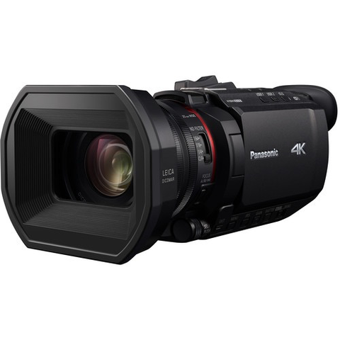 Panasonic HC-X1500 UHD 4K HDMI Pro Camcorder with 24x Zoom