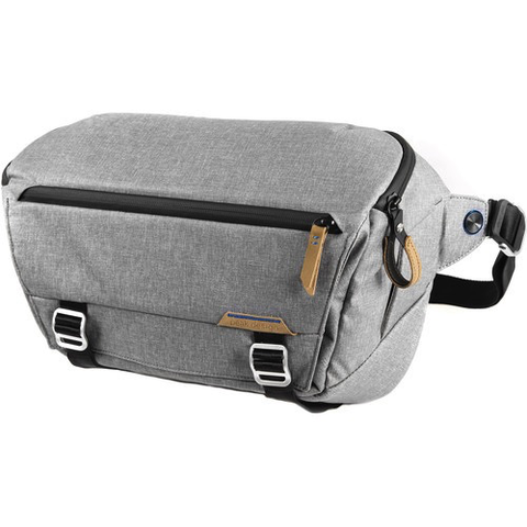 Peak Design Everyday Sling (10L, Ash) by Peak Design at bandccamera