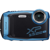 Fujifilm FinePix XP140 Sky Blue by Fujifilm at bandccamera