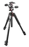 Manfrotto MT055XPRO3 Tripod with 3-Way Pan/Tilt Head - B&C Camera - 1