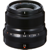 FUJINON XF 23MM F2 R WR BLACK by Fujifilm at B&C Camera