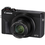 Canon PowerShot G7 X Mark III Digital Camera (Black) by Canon at B&C Camera